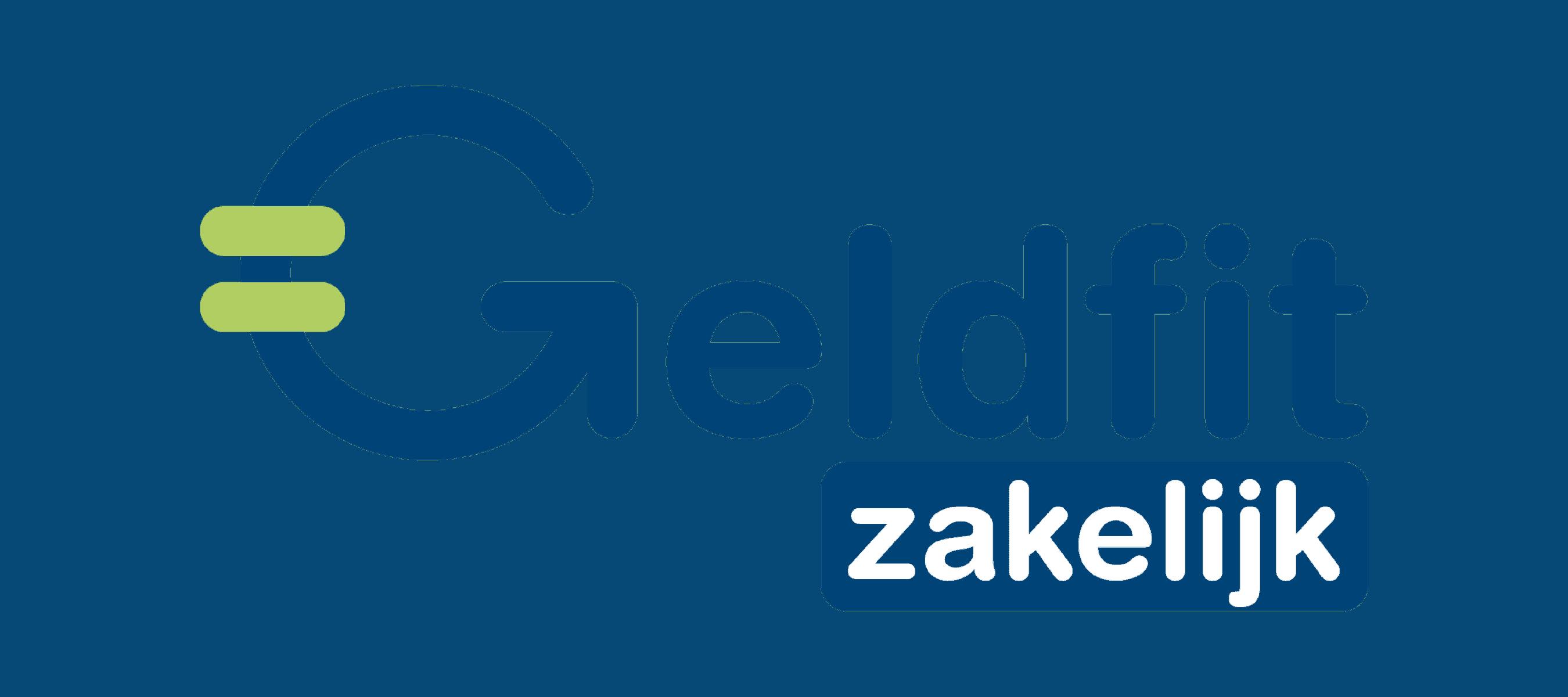 Logo Geldfit zakelijk