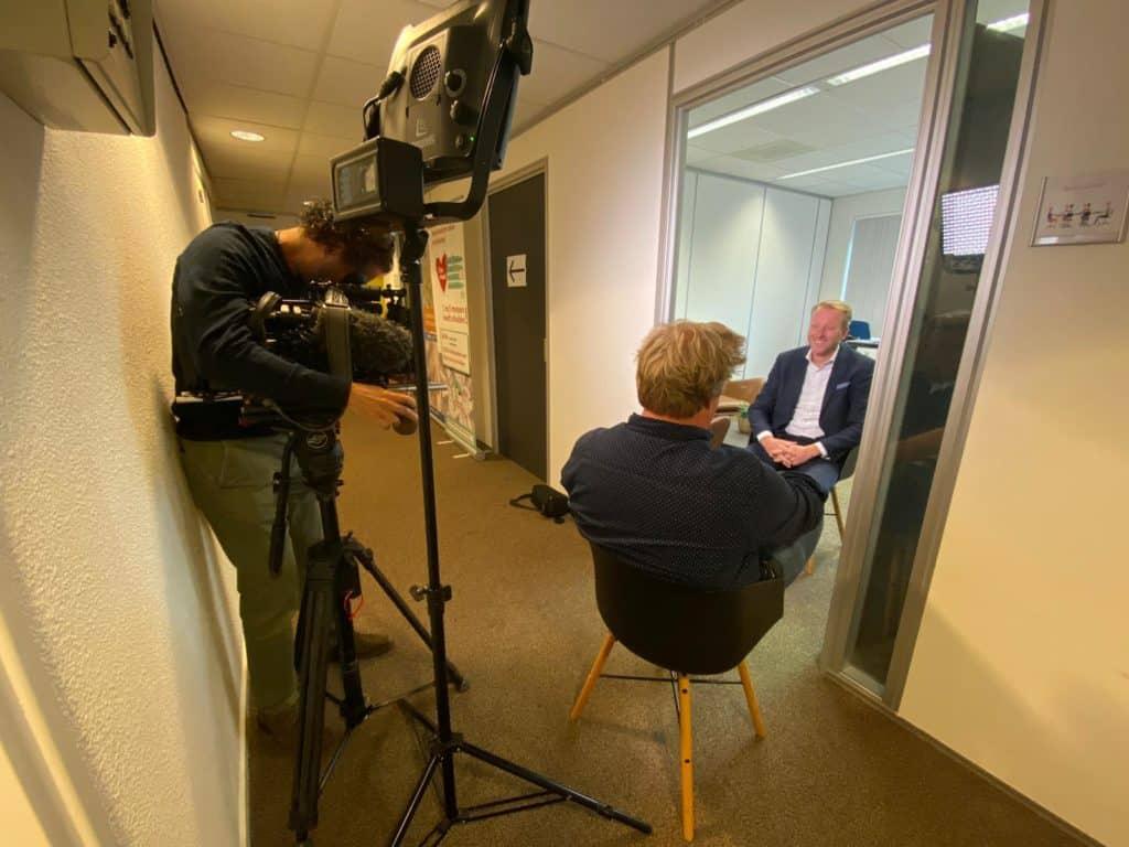 Nederlandse Schuldhulproute ontvang schenking Aegon