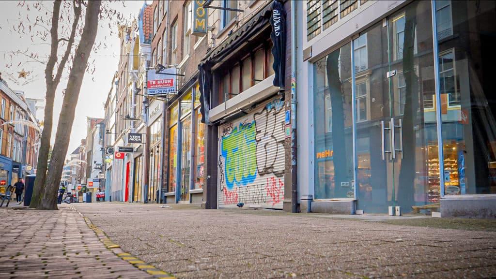 Winkelstraat Zwolle