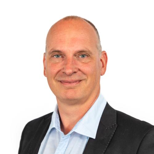 René Timmerman, medewerker bij de Nederlandse Schuldhulproute